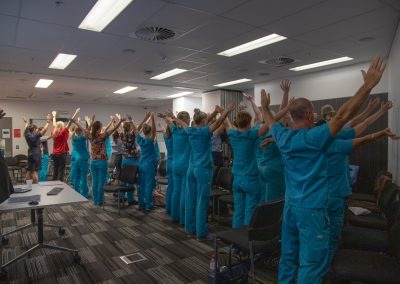 Gold Coast University Hospital ED
