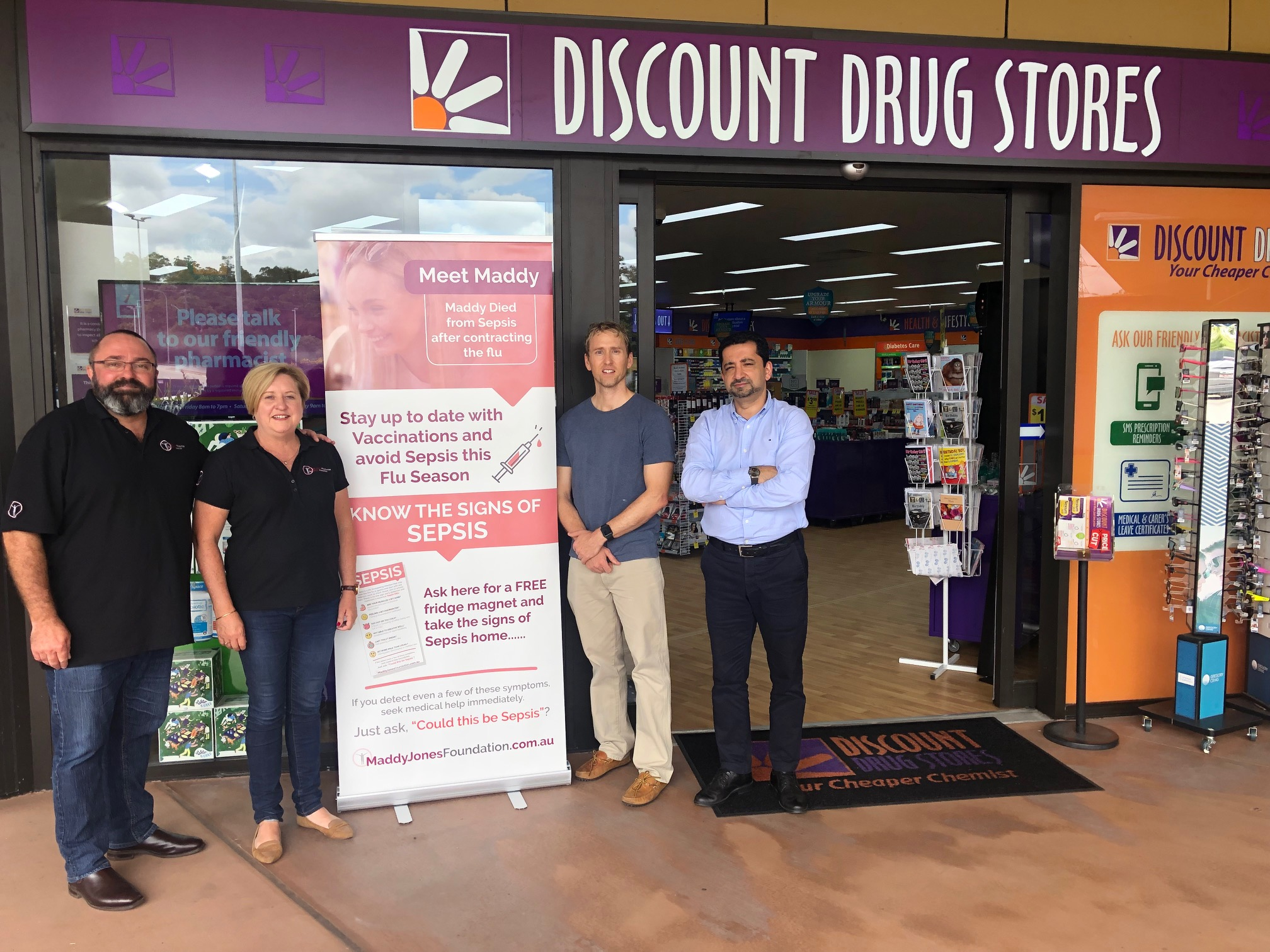 Eatons Hill Discount Drug Store