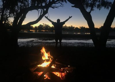 Damo - The Lake, Quilpie